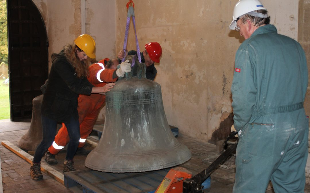 Security Watch keeps village church bells safe